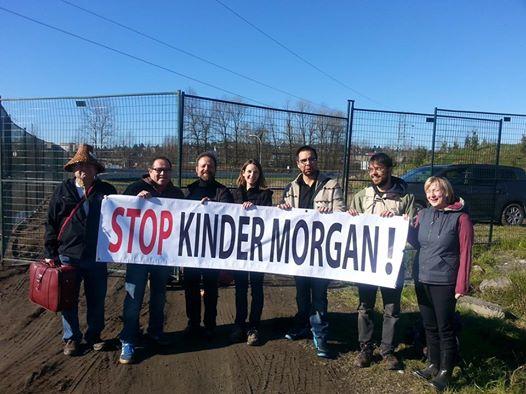 Banner stop kinder morgan mias