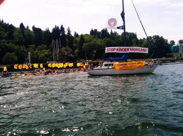 Breakfree Ruths boat photo credit Cara Bauck