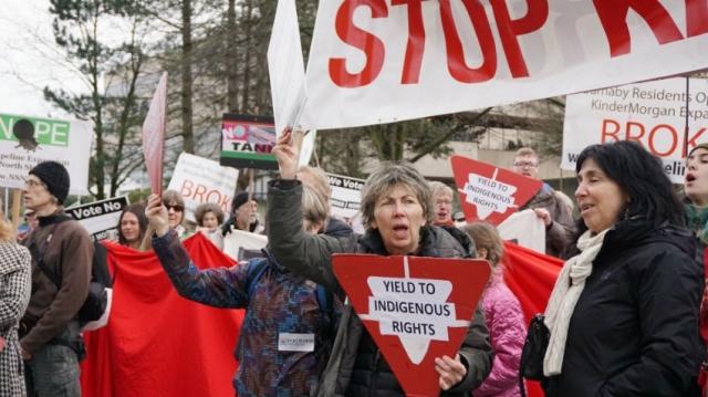Stop KM NEB rally