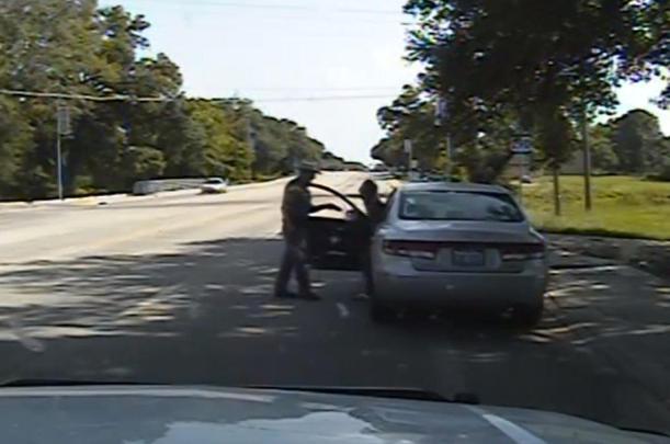 police-w-car