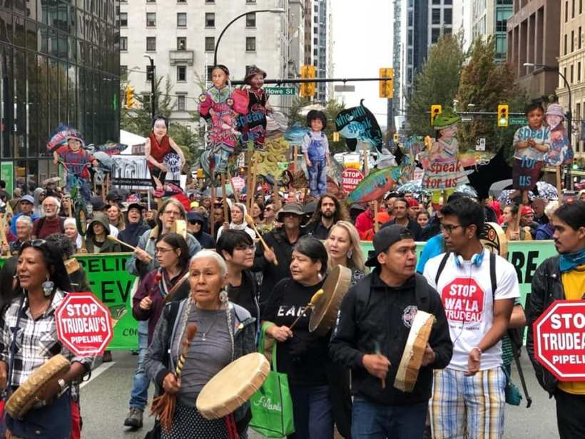 Rise For Climate Doug Sprenger photo